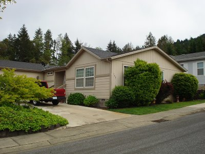 Canyonville Single Family Home For Sale: 148 Brenda Pl