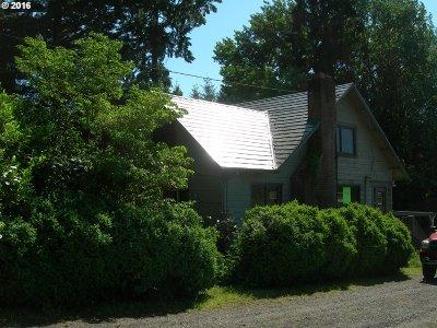 Single Family Home For Sale: 28851 SW Baker Rd