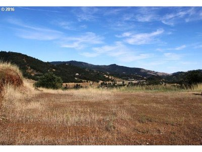 Myrtle Creek OR Residential Lots & Land For Sale: $59,000