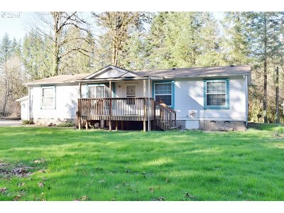 Sweet Home Single Family Home Pending: 40159 Highway 228