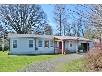 Scio Single Family Home Sold: 39463 Highway 226
