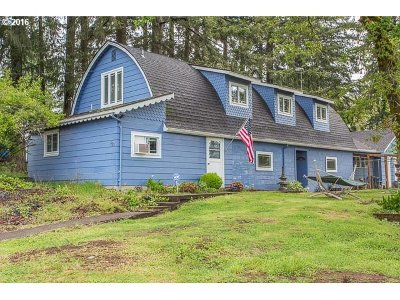 Stayton Single Family Home Sold: 1920 N Douglas Ave