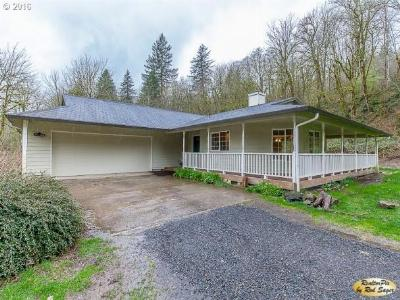Washougal WA Single Family Home Sold: $334,500