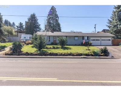 Stayton Single Family Home Sold: 780 Fern Ridge Rd