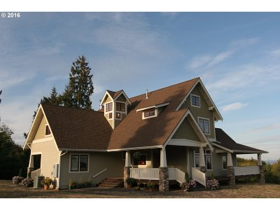 Scappoose Single Family Home For Sale: 51755 Heindl Way