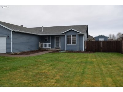 Stayton Single Family Home Sold: 1315 W Locust St