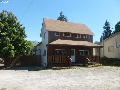 Single Family Home Sold: 125 Molalla Ave