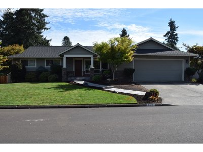 Canby Single Family Home Sold: 2600 N Maple Ct