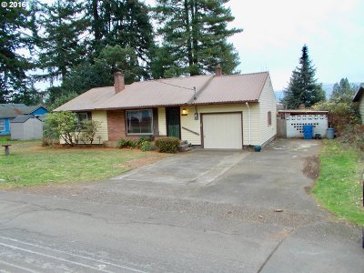 Single Family Home Sold: 8805 Mt Rainier Dr