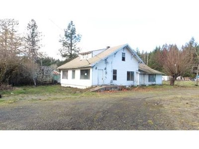 Gates Single Family Home Sold: 402 N Santiam Hwy