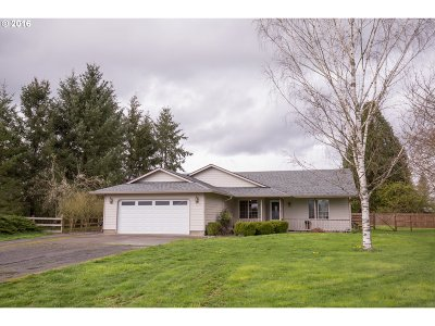 Battle Ground WA Single Family Home Sold: $357,000