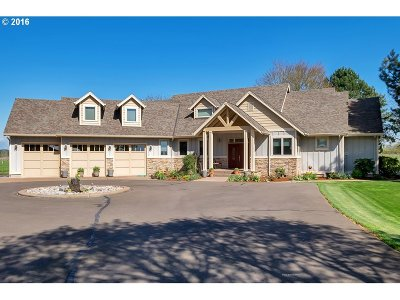 Canby Single Family Home Sold: 27000 S Harms Rd
