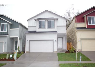 Vancouver WA Single Family Home Sold: $252,000
