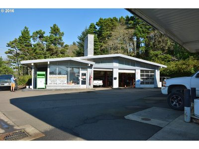 Lincoln City Commercial For Sale: 2424 NE Hwy 101