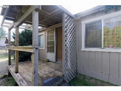 Stayton Single Family Home Sold: 21196 Ferry Rd SE