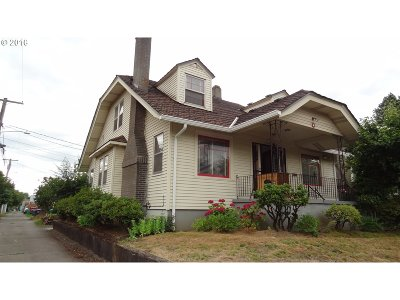 Single Family Home For Sale: 1720 SE Lavender St