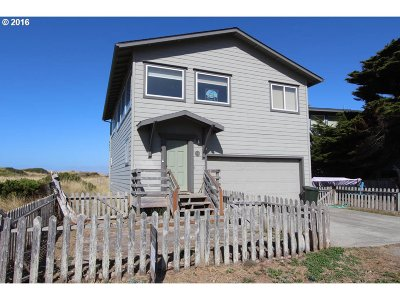 Bandon Single Family Home For Sale: 1250 6th St