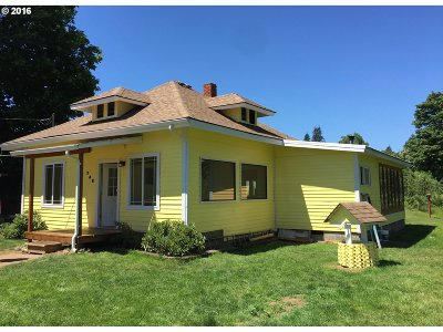 Sweet Home Single Family Home Sold: 738 Main St