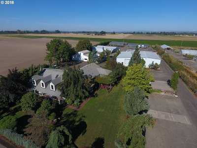 Aurora Single Family Home Sold: 18245 Butteville Rd NE