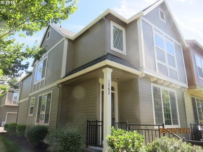 Single Family Home Sold: 1262 SE Leander St