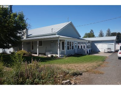 Union Single Family Home For Sale: 367 W Center St