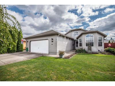 Vancouver WA Single Family Home Sold: $287,000