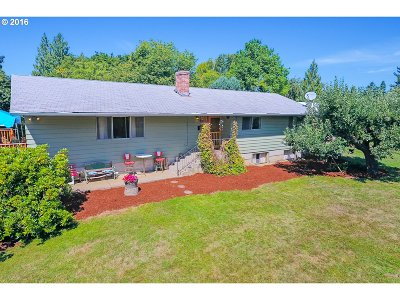 Wilsonville, Canby, Aurora Multi Family Home For Sale: 10533 S New Era Rd