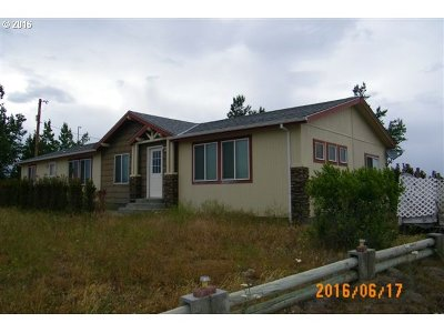 Goldendale WA Single Family Home Sold: $220,000