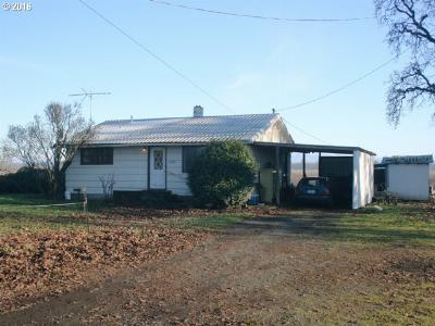 Turner Single Family Home Sold: 13252 Marion Rd