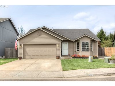 Stayton Single Family Home Sold: 2245 Wildflower Ct