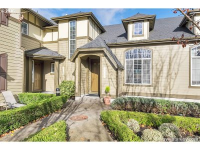Condo/Townhouse Sold: 11614 SW Waterthrush Ter