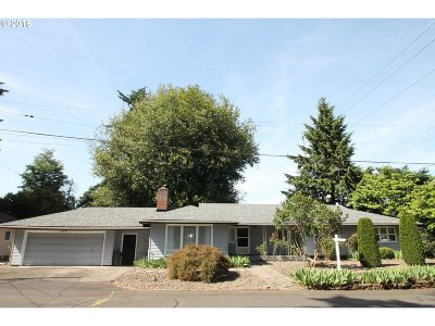 Single Family Home Sold: 10121 NE Shaver St