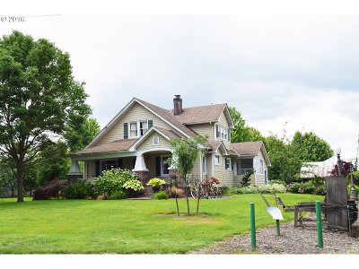 Single Family Home Sold: 12297 Meridian Rd