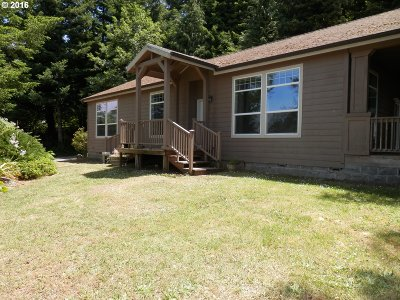 Single Family Home Sold: 94816 Jerrys Flat Rd