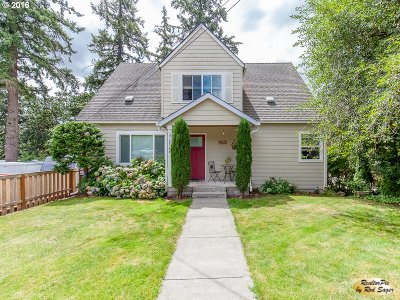 Single Family Home Sold: 2346 SW 6th Ave