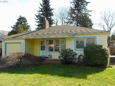 Single Family Home Sold: 11610 SE Powell Blvd