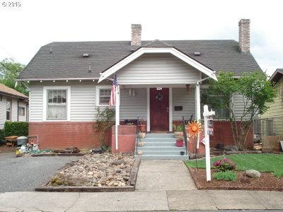 Single Family Home Sale Pending: 3334 NE 67th Ave