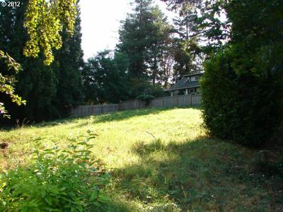 Milwaukie, Gladstone Residential Lots & Land For Sale: 12100 SE 22nd Ave