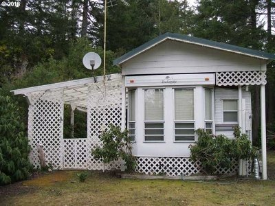 Florence OR Single Family Home Sold: $60,000