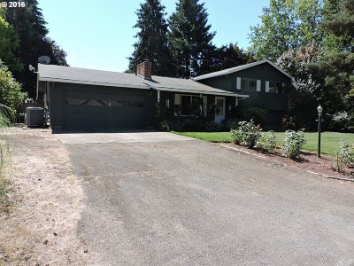 Cornelius Single Family Home For Sale: 35648 SW Forest Hills St