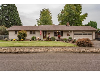 Stayton Single Family Home Sold: 1318 Wilshire Dr