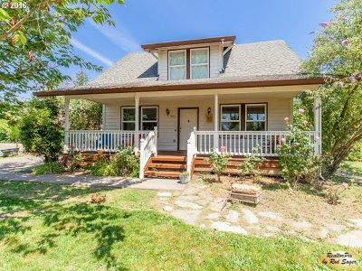 Washougal WA Single Family Home Sold: $241,500