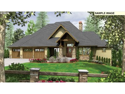Camas Single Family Home For Sale: NE Spud Mountain Rd