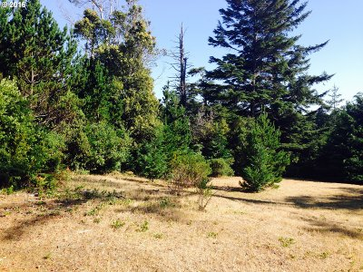 Port Orford Residential Lots & Land For Sale: Chris La Ln