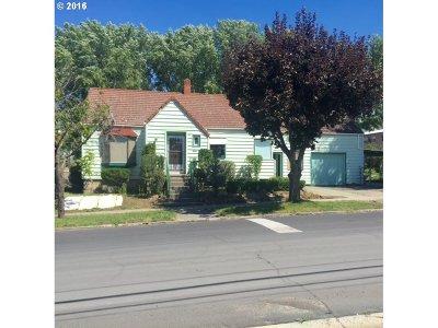 Pendleton Single Family Home For Sale: 402 SE 17th