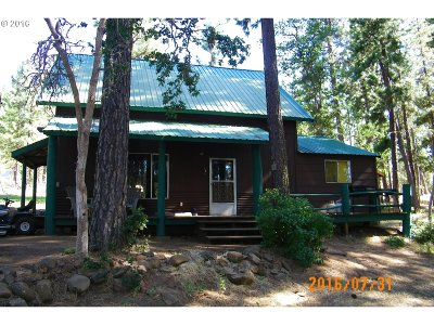 Goldendale WA Single Family Home Sold: $165,000