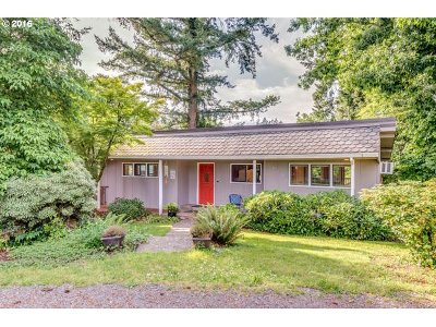 Aurora Single Family Home Sold: 24593 NE Butteville Rd