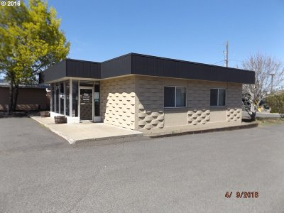 La Grande OR Commercial Sold: $110,000