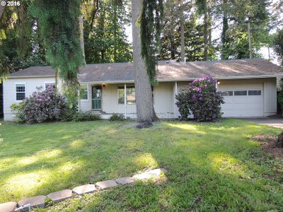 Albany Single Family Home Sold: 1250 Shady Ln NW