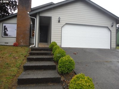 Stayton Single Family Home Sold: 1785 Kent Ave